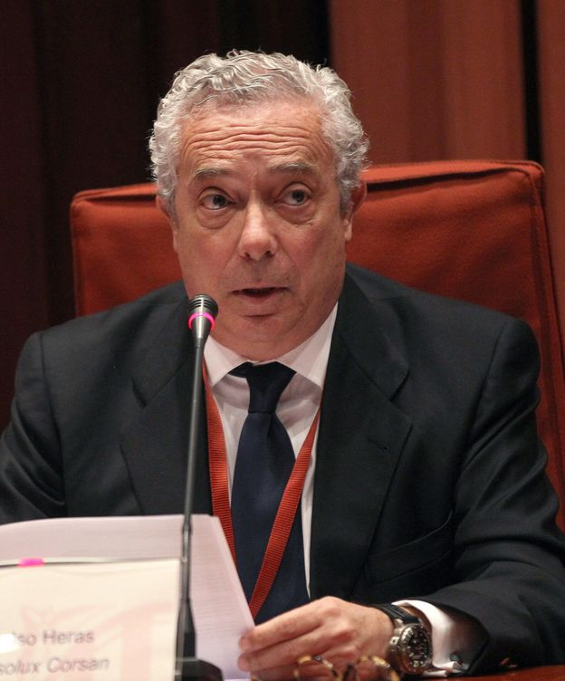 Foto: Luis Delso, presidente de Isolux. (EFE)