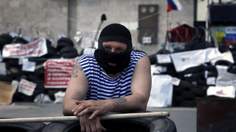 Los rebeldes de Donétsk dan un ultimátum a las tropas ucranianas en la región (Efe).