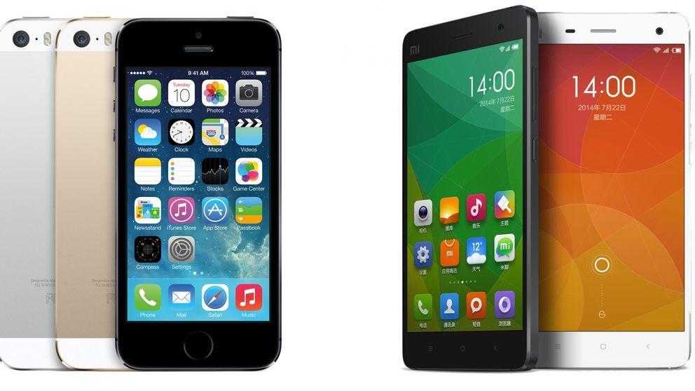 Xiaomi, una china en el zapato de Apple