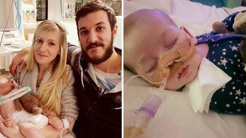 Los padres del pequeño Charlie ponen fin a la batalla por su vida: Se ha acabado el tiempo