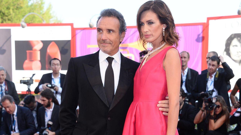Foto: Nieves Álvarez y Marco Severini, en una imagen de archivo (Gtres)