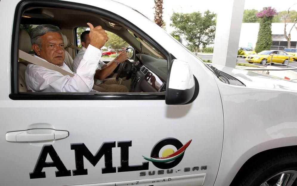 Foto: El candidato Andrés Manuel López Obrador (Efe)