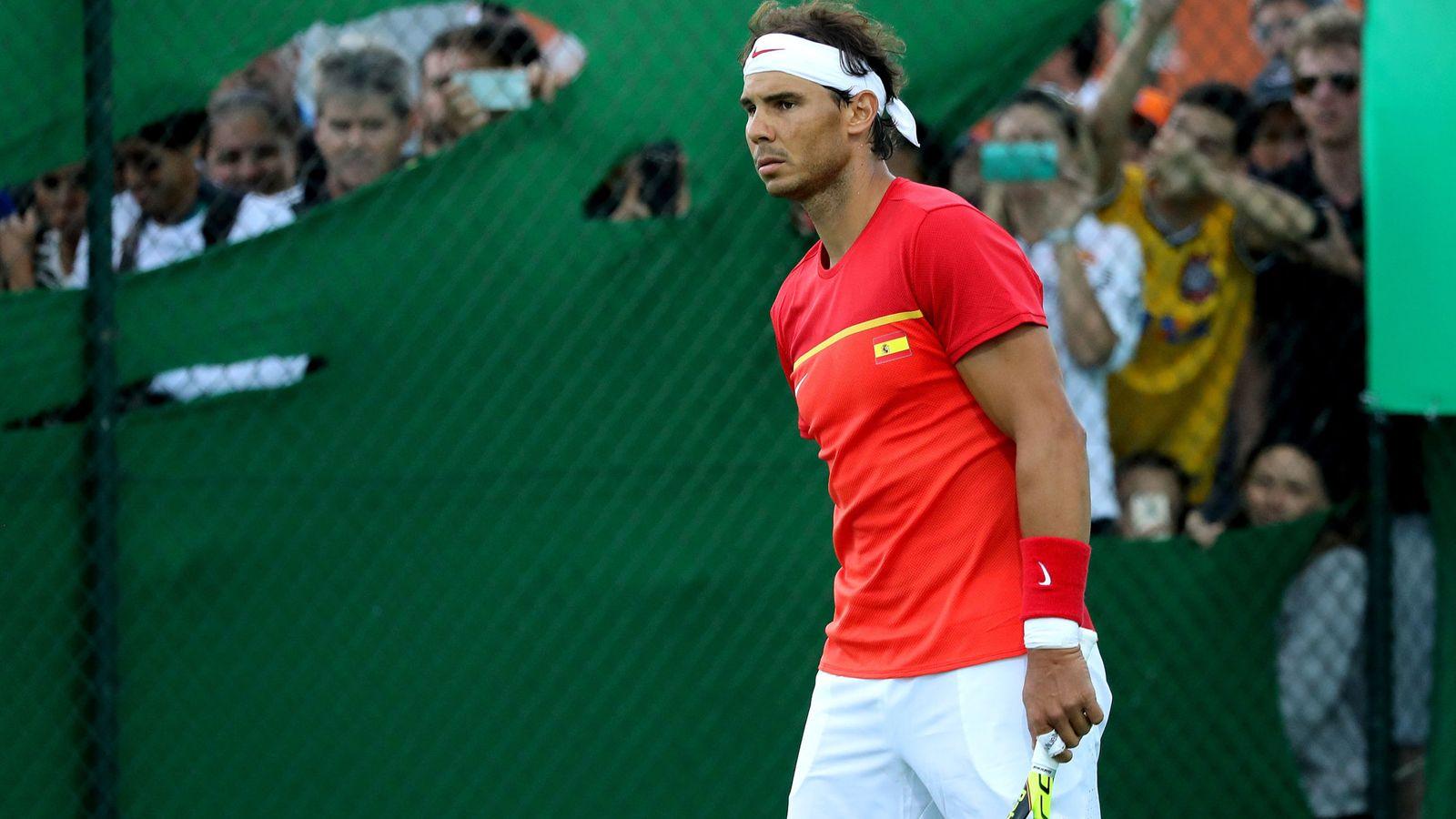 Foto: Rafa Nadal (EFE).