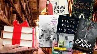 Seis propuestas para regalar libros de series estas navidades