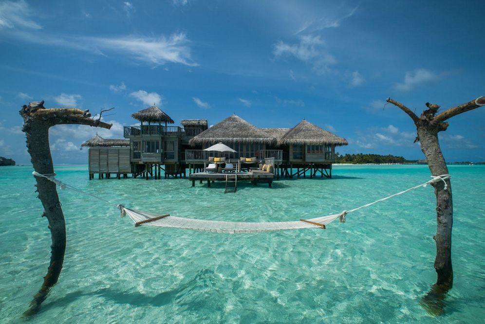 Foto: El Gili Lankafusi, en Las Maldivas