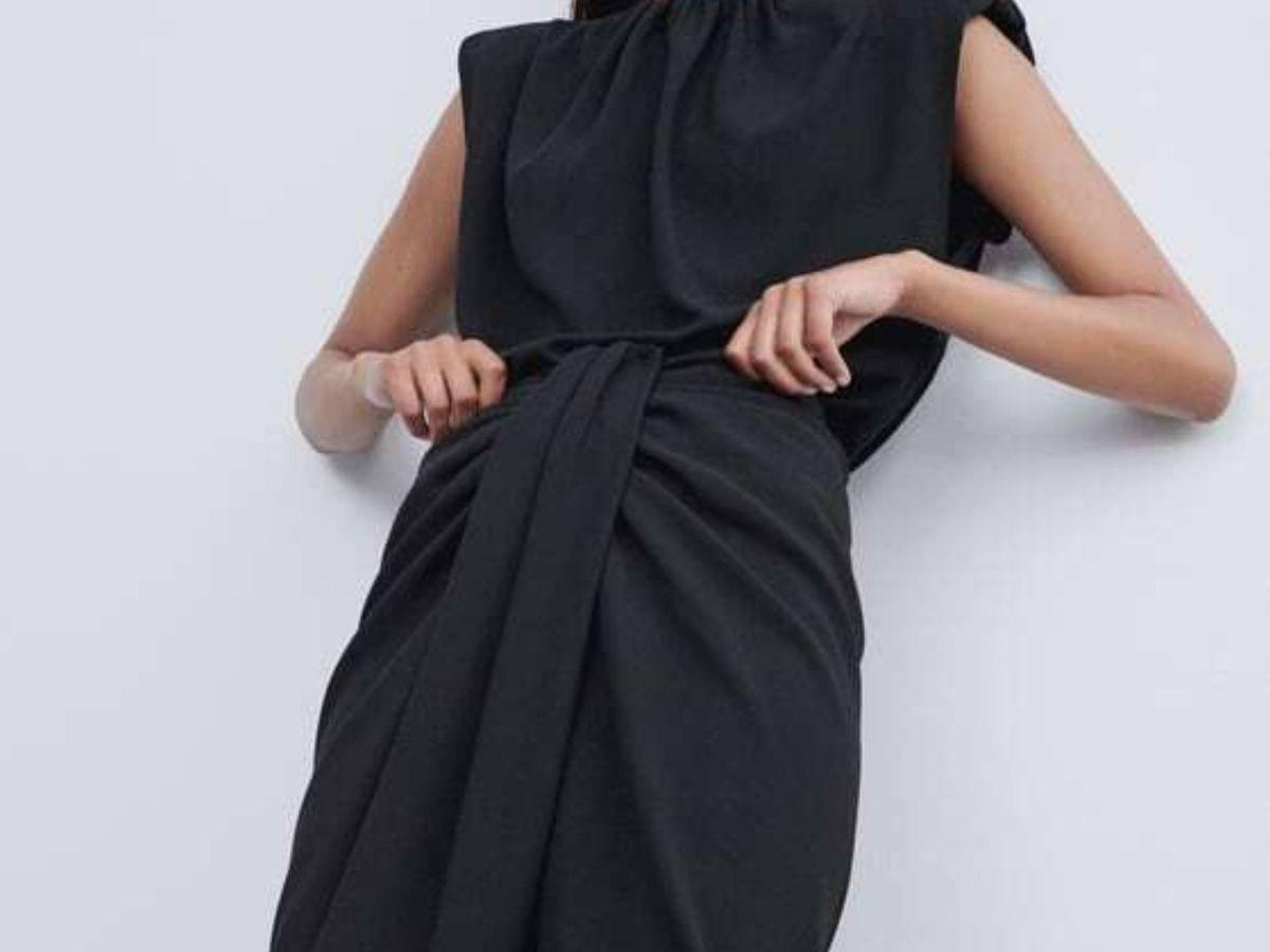 Foto: Vuelve la falda pareo de Zara. (Cortesía)