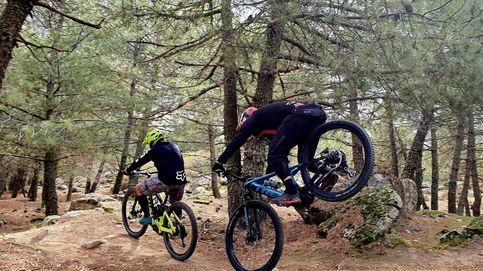 La 'tija pija' para el sillín:  Es una revolución en la bicicleta de montaña moderna