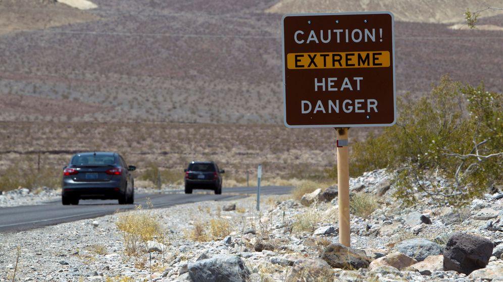 Foto: Más de 3.500 millones de personas podrían tener que emigrar en el futuro por el calor (Reuters/Steve Marcus)