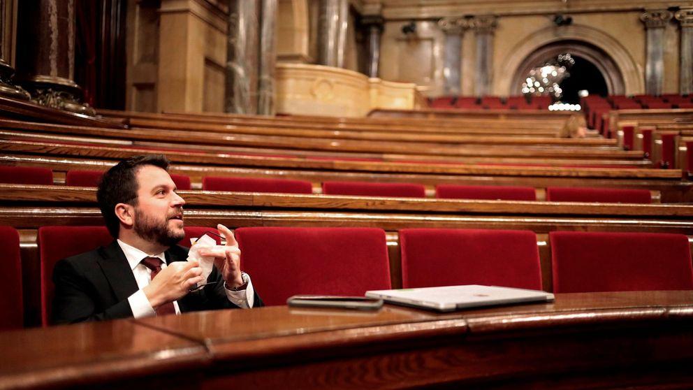 Cataluña aprueba sus presupuestos tras tres años sin cuentas y sin incluir el covid-19
