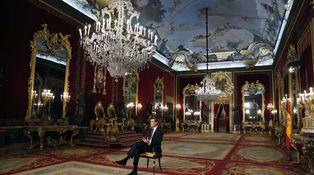 TVE acaba con la 'feria de directivos' en el discurso del Rey