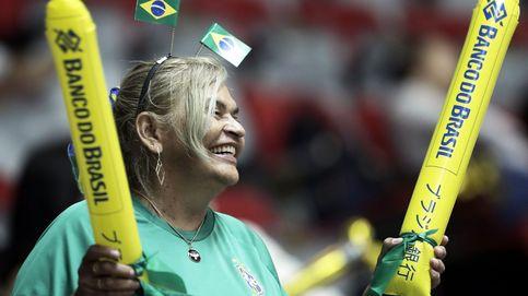 El mercado ha elegido en Brasil... Al capital le gustan más los uniformes que los déficits