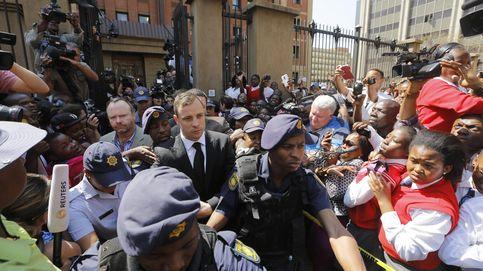 Pistorius será puesto en libertad un año después de su condena por asesinato