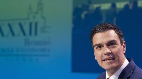 Sánchez advierte que los impuestos no se podrán bajar y promete que habrá Gobierno