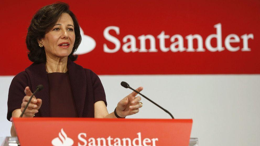 Botín: El teléfono suena menos que hace dos meses para comprar activos españoles
