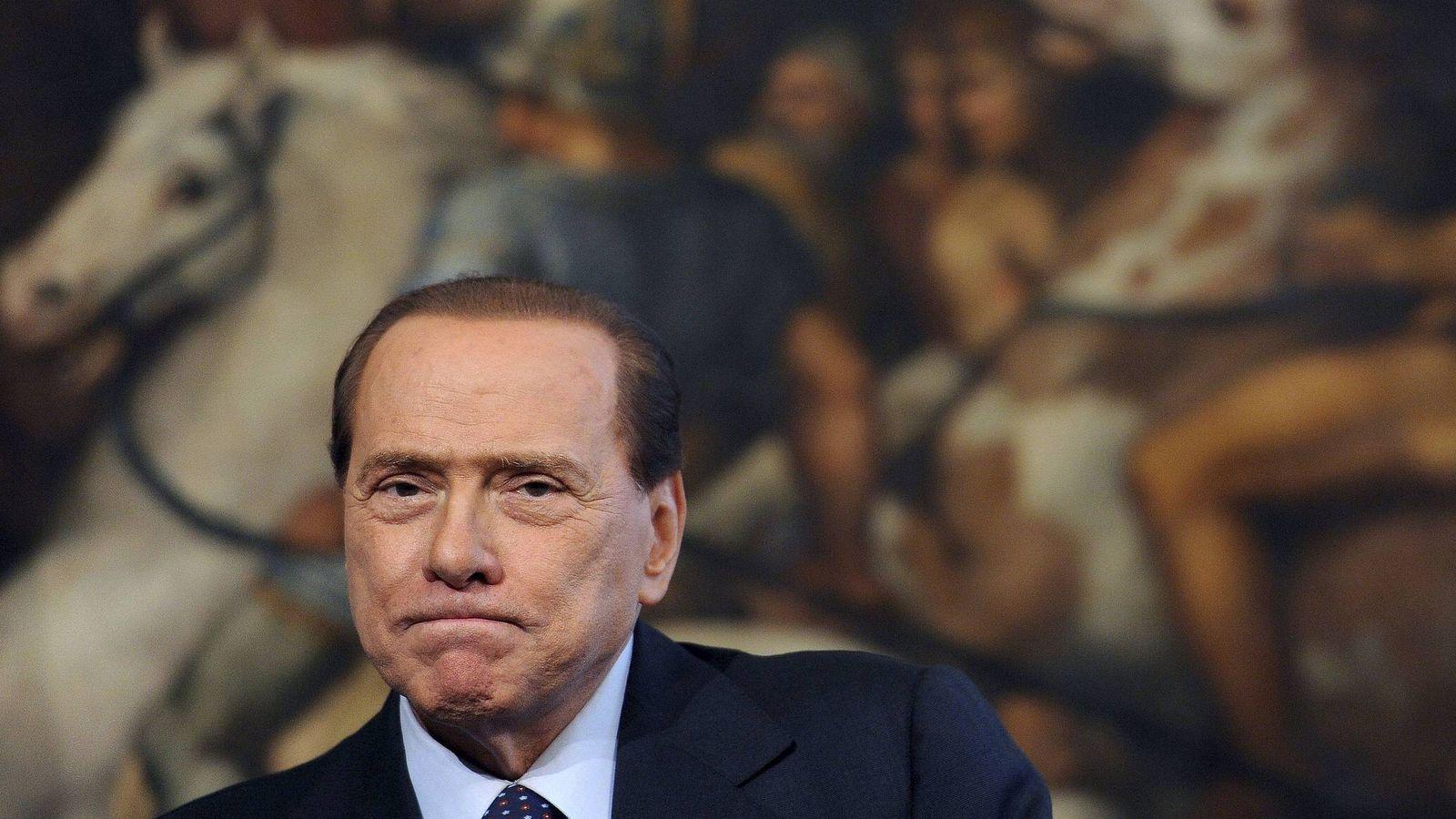 Foto: Silvio Berlusconi y su familia poseen casi el 45% de Mediaset Italia a través de Fininvest. (EFE)