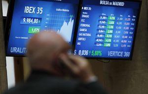 El Ibex recupera los 10.100 puntos ante las posibles medidas del BCE
