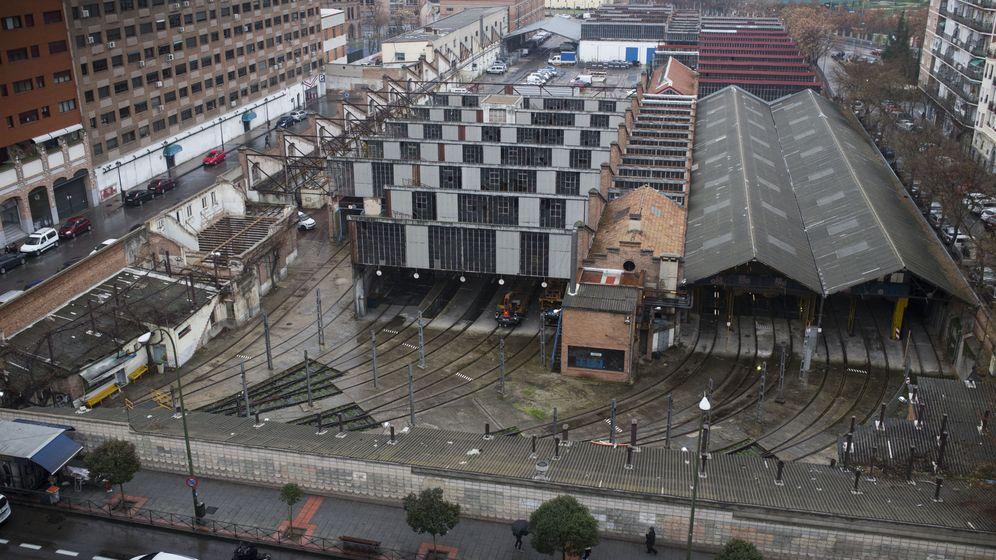 Carmena desbloquea los pisos de Cuatro Caminos con el 'no' de parte de su partido
