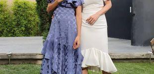Post de Sara Carbonero e Isabel Jiménez: amigas, socias y con la misma falda