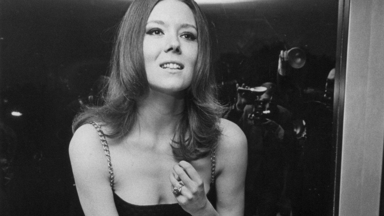 Diana Rigg, en una imagen de archivo.(Cordon Press)