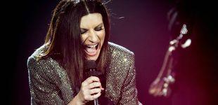 Post de Laura Pausini da un enorme concierto en Madrid: la venganza de las baladas