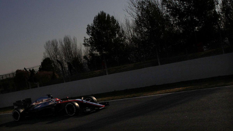 McLaren rompe una pieza y no tendrá el recambio hasta el sábado