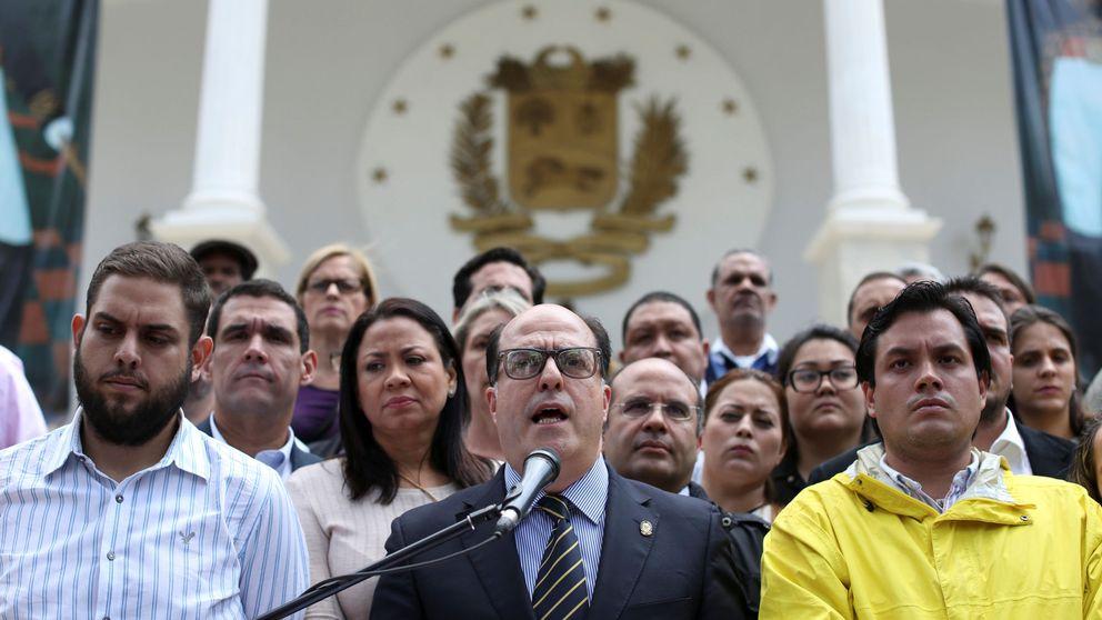 La Asamblea Nacional de Venezuela, anulada: la maniobra más grave de Maduro