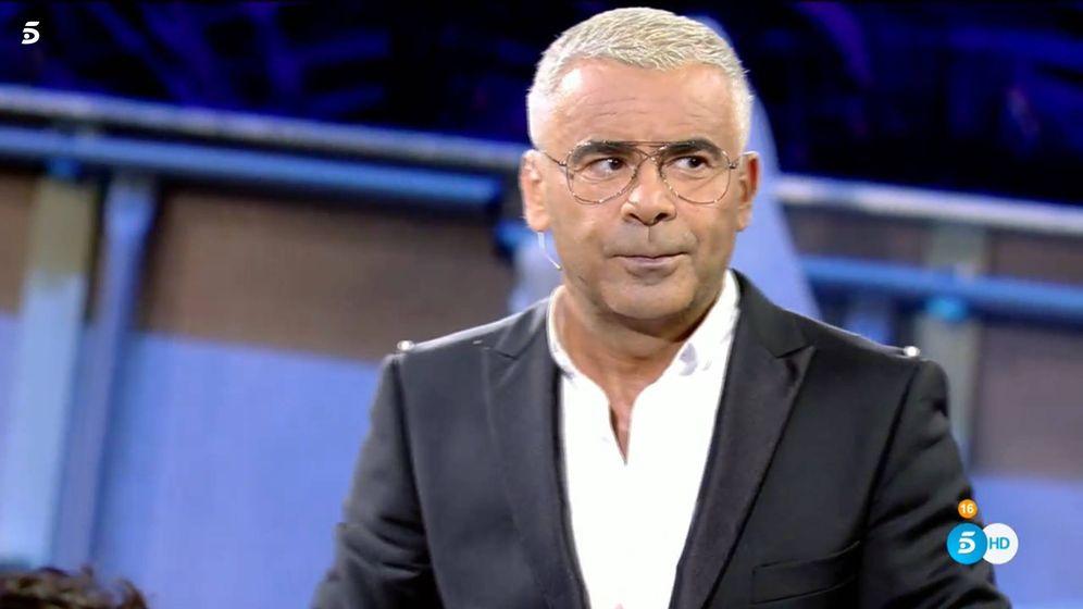 Foto: Jorge Javier, en 'GH VIP 7'. (Telecinco)