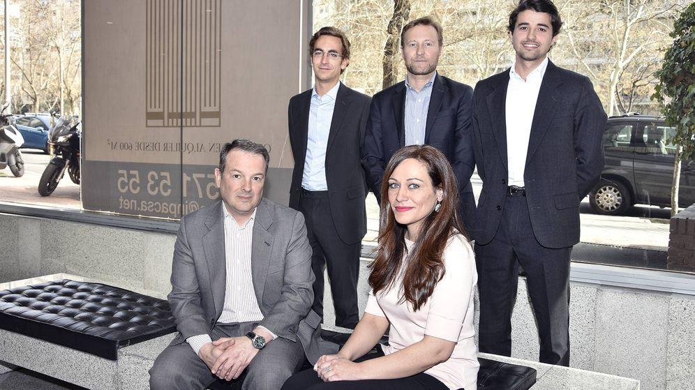 Foto: El equipo de Industrial.