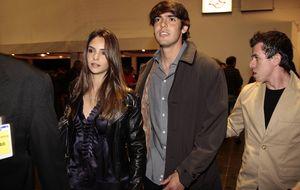 Kaká y Caroline, de anunciar su divorcio a ser inseparables
