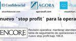 Un nuevo 'stop profit' para Glencore