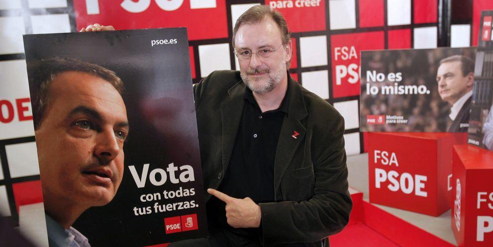 Fotografía de archivo de Álvaro Cuesta, exdiputado asturiano por el PSOE. (EFE)