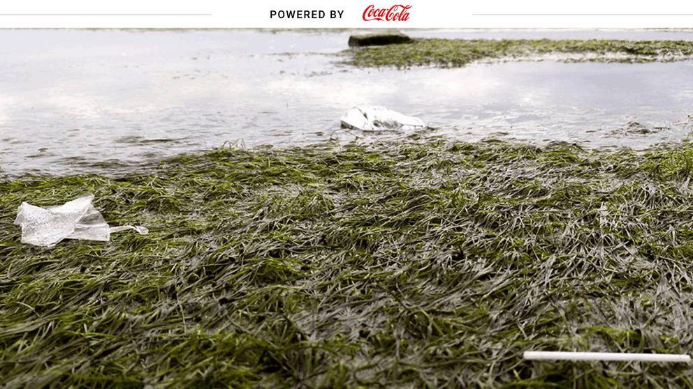 Científicos españoles buscan mejorar la limpieza de plástico en los fondos marinos