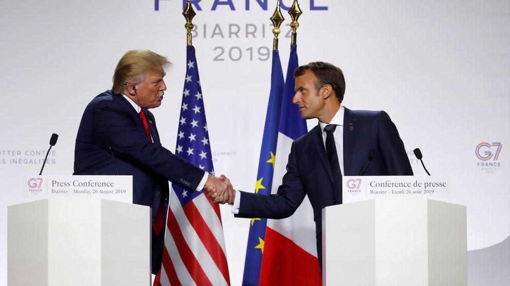 China, Brexit, Rusia, Irán, tasa Google... Todo lo que cambia tras el G-7 más francés