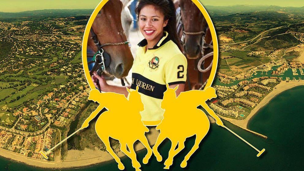 La sensación de Sotogrande: Azemah Bolkiah, la princesa polista de Brunéi