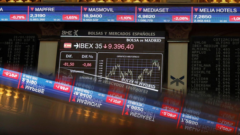 El Ibex recupera un 1,1% al cierre gracias al empujón de Wall Street