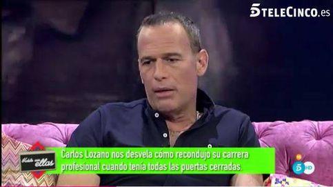 Carlos Lozano: Volvería a presentar 'Operación triunfo', sin duda