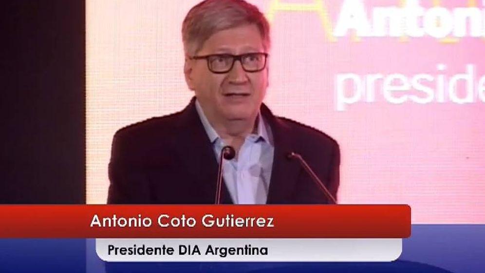 Foto: Coto coge las riendas de DIA tras el despido de Ricardo Currás, ya ex consejero delegado.