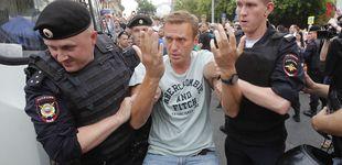 Post de El principal opositor ruso denuncia al Estado por su 'envenenamiento' en la cárcel