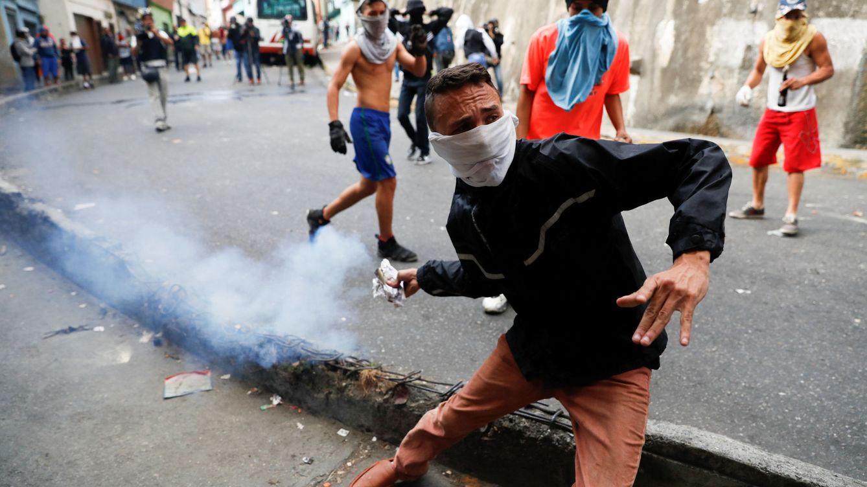 EEUU está haciendo un llamamiento a un golpe de estado en Venezuela