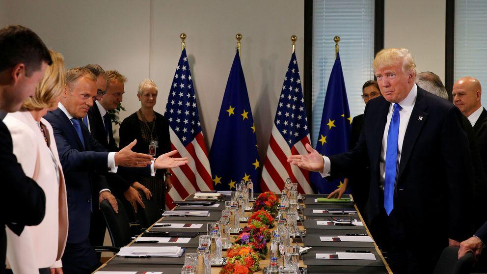 """¿Guerra comercial con EEUU? La UE, """"preparada para responder"""" a Trump"""