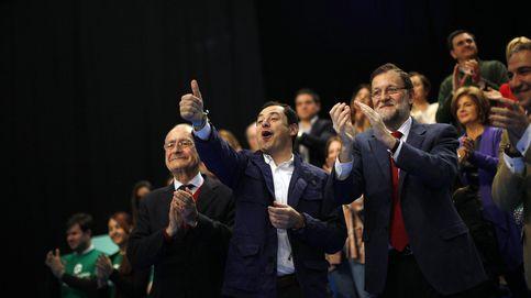 El alza de Ciudadanos convierte Andalucía en reválida para Rajoy
