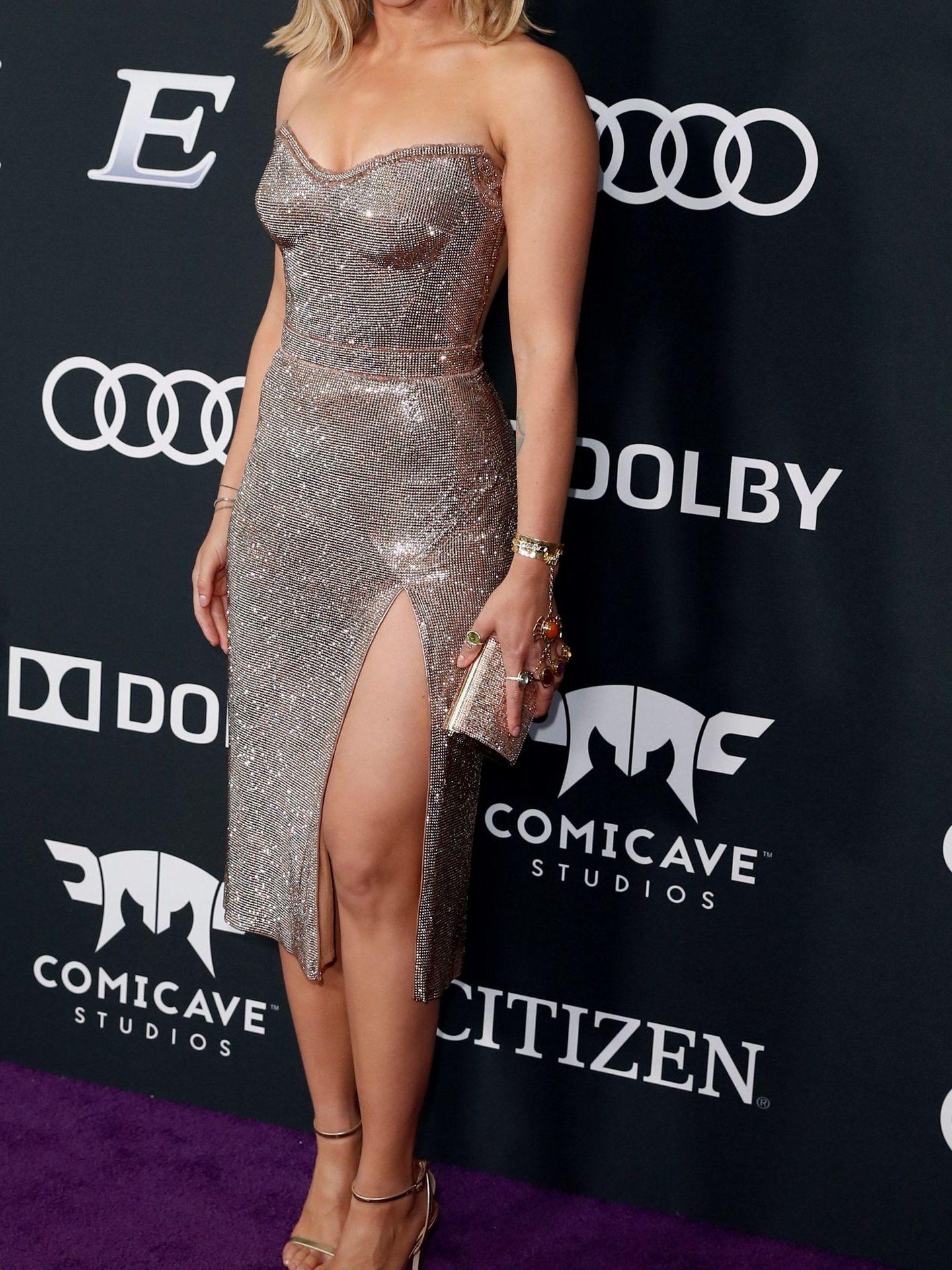 Scarlett Johansson. (EFE)