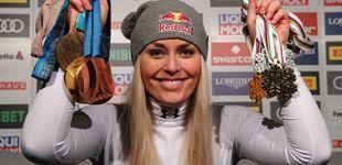 Post de La esquiadora Lindsey Vonn gana el Premio Princesa de los Deportes