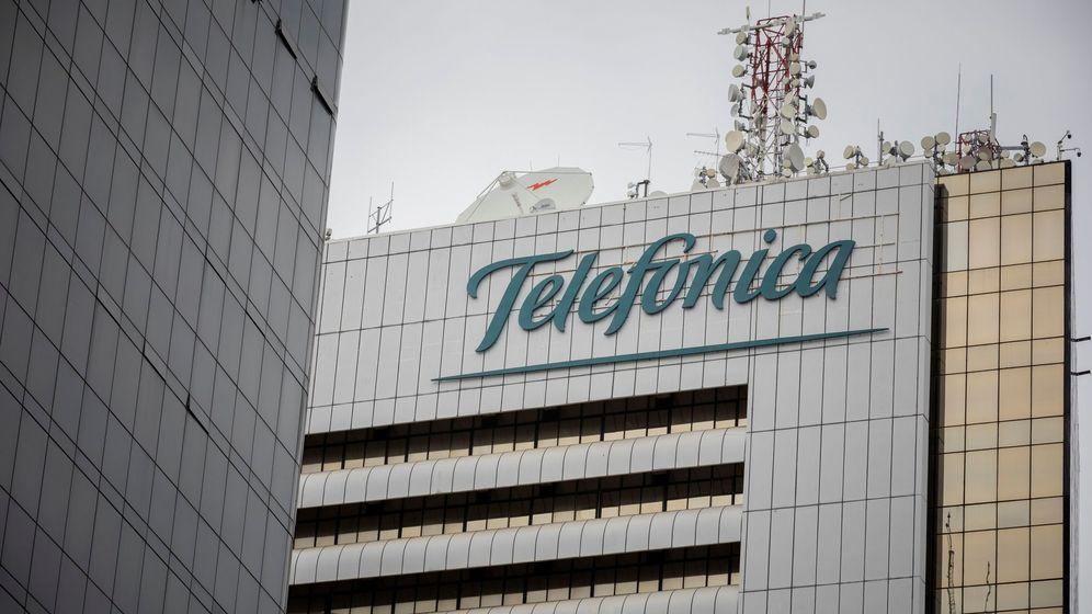 Foto: Sede de Telefónica