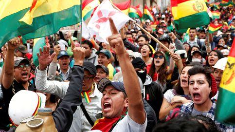 Evo Morales cede y convocará nuevas elecciones por las denuncias de fraude
