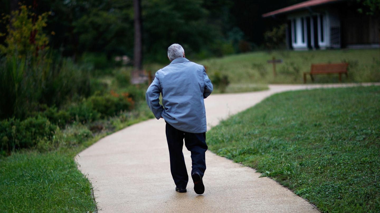 Paciente de alzhéimer. (Reuters).