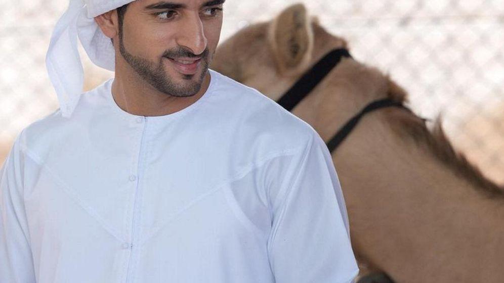 Foto: El príncipe heredero de Dubái, Hamdan. (Flickr/@Faz3)