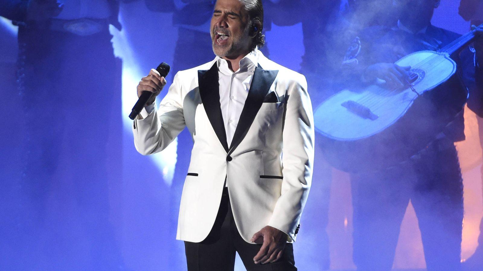Foto: Alejandro Fernández en una imagen de archivo. (Gtres)