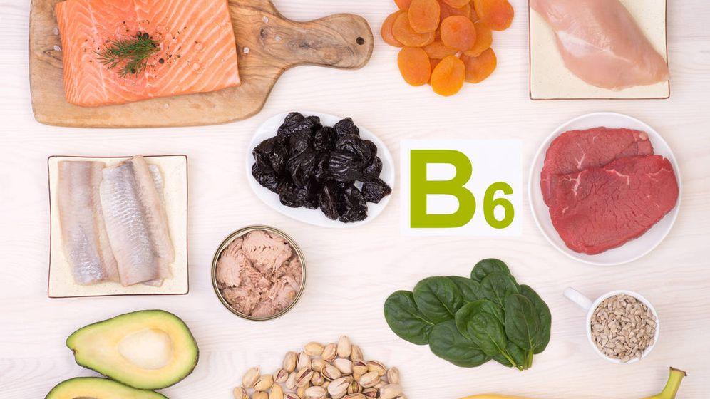 Foto: Alimentos ricos en vitamina B6 (iStock)