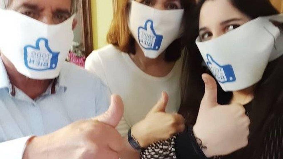 Revilla defiende las mascarillas repartidas por el gobierno cántabro pese a las críticas